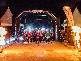 Nebesko (noćno) trčanje na Avali
