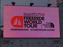 Freeride World Tour 2014, Fieberbrunn