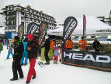Head ski test na Kopaoniku
