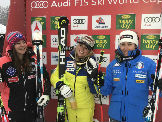 Superveleslalom u Lake Louiseu pripao Lari Gut