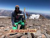 Aconcagua – Prašinarenje po Andima