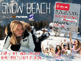 Snow Beach Party na Krvavecu